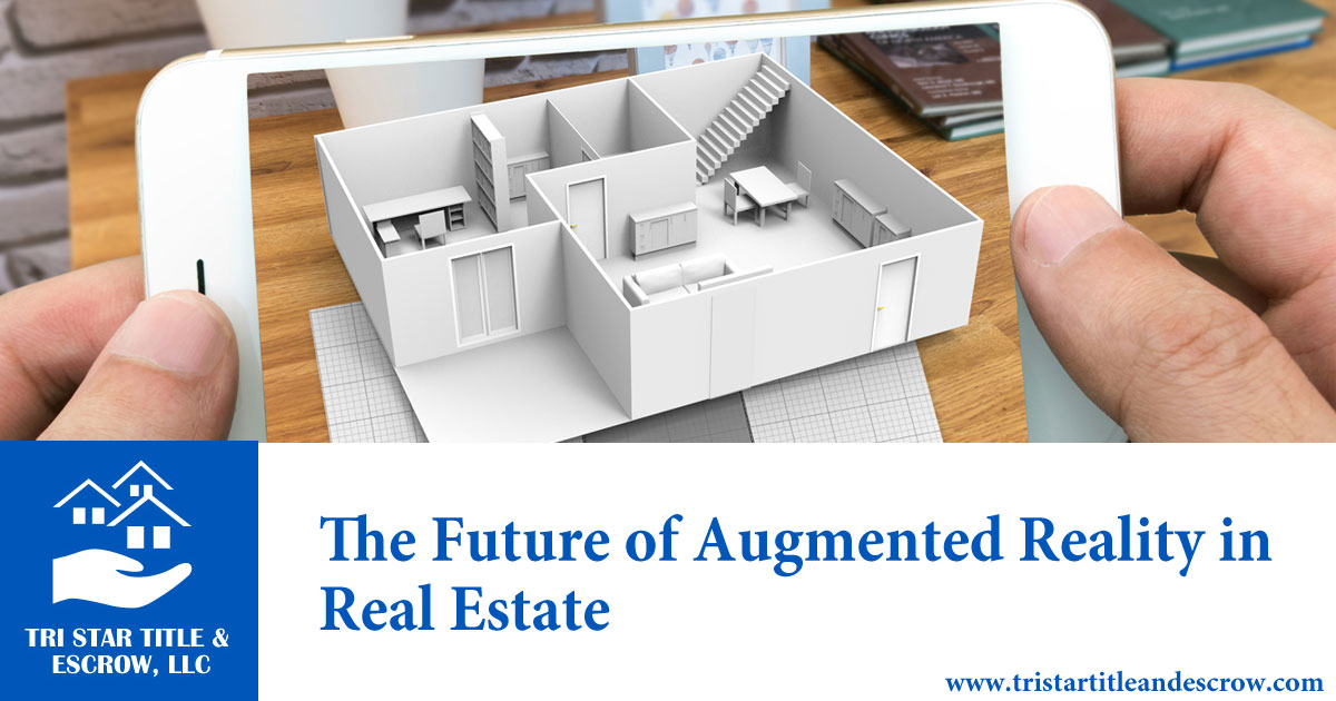 The Future of Augmented Reality (AR) in Real Estate - Insurance, Escrow, Settlement in Murfreesboro TN