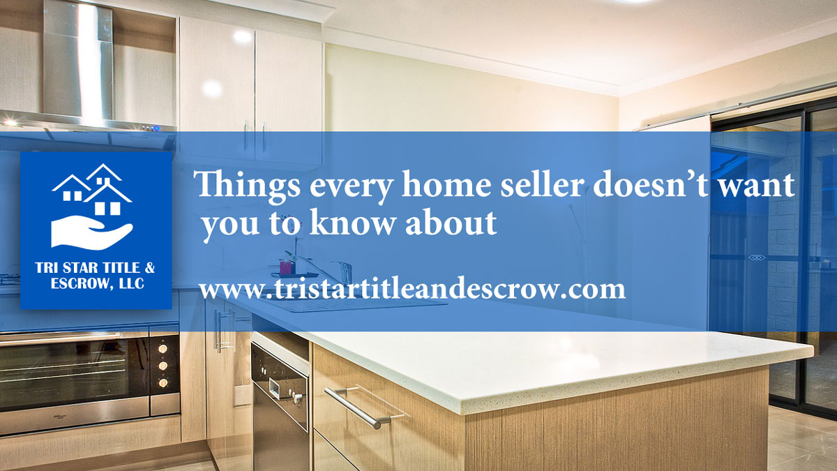Things that every home seller doesn't want you to know about - Insurance, Escrow, Settlement in Murfreesboro TN